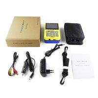 Wholesale Factory outlet FREESAT V8 Finder V HD DVB S2 HD star Finder The star instrument