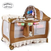 Wholesale Guarantee Mother s Choice wood baby crib M baby game bed