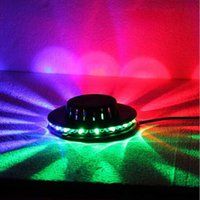 Wholesale LED Sunflower RGB Stage Light Wedding Club Projector light LE for Bar Party Light