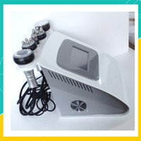 Wholesale Newest arrived in K Ultrasonic Cavitation Vacuum with RF Multipolar RF Slimming Machine for Spa and Home
