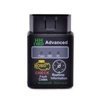 advance cars - HH OBD ELM Advanced Bluetooth ODB2 ODBII Bluetooth V1 Car Auto Diagnostic Scanner Tool