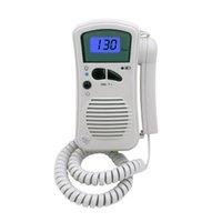 Wholesale FDA approved prenatal doppler fetal doppler fetal heart monitor LCD display FHR baby doppler500