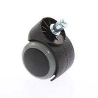 Wholesale New Degree Durable Rubber Swivel Wheels Rolling Casters Home Office Computer Chair Newest Hot Search