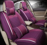 audi customs - Seat covers custom for car audi A3 A4 A6 a set car seat covers
