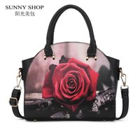 Shoulder Bags best shopping bag designs - SUNNY SHOP New Arrival National Style Women Shoulder Bags Fashion Cartoon Design Women Bag Best Christmas Gift For Women