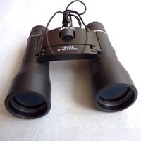 Wholesale HD Waterproof Binoculars Telescope with Low Level Light Night Vision for Outdoor Hunting Shooting Hiking Games