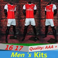 best compress - AAA quality Arsenal home kit GIROUD ALEXIS WILSHERE OZIL Best Sellers