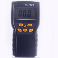 Wholesale 10pcs by dhl or fedex MD7822 LCD Digital Grains Moisture Meter Rice Corn Wheat Thermometer Humidity Temperature Tester