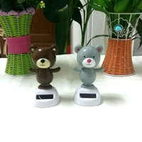 bear solar lights - Price pieces per Swing Under Full Light No Battery Solar Powered Novelty Toys Happy Dancing Solar Bears
