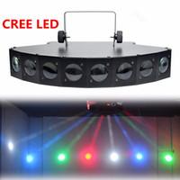auto show displays - New Heads LED RBGW DMX Beam Digital Display Stage Lights Show Disco Bar Home Party DJ Lighting