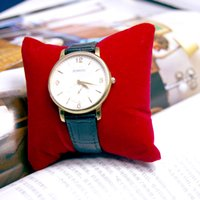 Wholesale 9 x cm Handmade High Quality Red Flannelette Necklace Watch Shelf Bracelet Frame Jewels Storage Display Stand Rack Holder