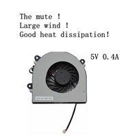 Wholesale NEW Cooling Fan For Clevo W150 W150er W350 W350ETQ W370 W370ETQ W370SKQ notebook AB7905HX DE3 AW15E AW15E