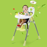 Wholesale New Design Baby Highchair Safety Kids Feeding Seat Infant Dining High Chair Booster Multifunctional Kids Dining Chair VT0442