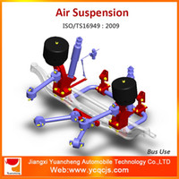airs certified - China Factory ISO9001 Certified Air Spring Bus Suspension System Bus Air Suspension