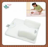 baby nursing pillows - Sozzy Baby Pillow Anti Roll Infant Sleep Positioner Months Newborn Sleeping Nursing Pillow Vent Sleep System Easy Wash
