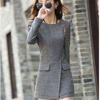 Cheap Women High Quality jacket autum Best Crew Neck Long Sleeve China jacket kitty Suppli