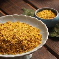 al por mayor tés verdes orgánicos-Té perfumado de Osmanthus Belleza verde orgánica La salud del té de la flor bebe una variedad de valor medicinal 10 bolso del gramo 1