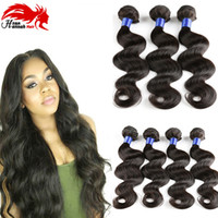 Wholesale Hannah product Brazilian Virgin Remy Hair Body Wave Brazilian Body Wave bundles Virgin Human Hair Unprocessed Brazilian Hair Body Wave