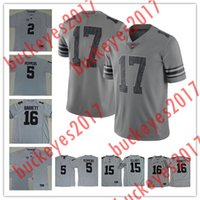 Football Men Short Hot Sale 2017 Custom Stitched Any Name Any Number New  Ohio State Buckeyes 37810a7c2