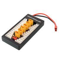 balance charge connector - NEW LiPo Charging Adaptor Board XT60 Connector S Charge Balance Board Plate Lipo Battery for imax B6