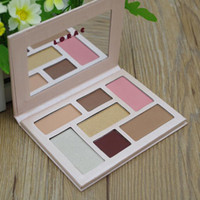 Wholesale 2017 NEW Lorac pinkchampagne Holiday Mega PRO Palette Eye Shadow Color Makeup pro DHL free shpip
