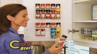 medicine cabinet - NEW Cabinet x clips strip Clip N Store Kitchen Organize spices clips Medicines With Packing Dhl free