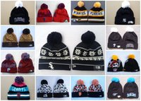 baseball hats for sale - A Baseball Beanies Hats Chicago White Sox New York Yankees Pittsburgh Pirates San Francisco Giants Toronto Blue Jays for Men Mixed Sale