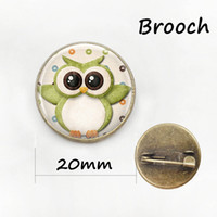 african birds pictures - New Zealand kiwi birds picture brooches Decoration exquisite Men Necktie pins Best Deals Ever vintage Owl badge