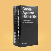 Wholesale 2017Humanity Cards Game UK US AU CA Basic Edition Cards Against Games Humanity Card Game Cards02