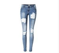Best Destroyed Skinny Jeans For Women to Buy | Buy New Destroyed ...