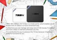 adroid google - Best selling products T95n Quad core Amlogic s905x Android KODI fully laoding G G K K adroid tv box