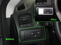 auto parts dashboard - Dashboard Switch Button Trim Interior Frame Decoration Auto Interior Moulding Parts Refit For MAZDA CX CX5 P