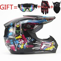 Wholesale motorcycle Adult motocross Off Road Helmet ATV Dirt bike Downhill MTB DH racing helmet cross Helmet capacetes