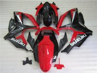ABS Compression Mold Suzuki Free gifts+Seat Cowl New bike Fairing Kits For SUZUKI GSXR 600 750 K6 06 07 GSXR-600 GSXR750 GSXR600 GSXR-750 2006 2007 nice buy black red