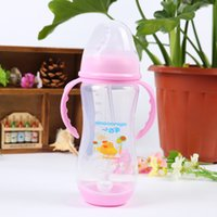 Wholesale Lovely and practical bottle let baby just came to this world experience comfortable and safe high quality work mother let the baby is more