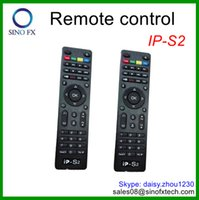 Wholesale IP S2 remote control for ips2 dvb s2 receiver