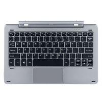 apple keyboard dock - Chuwi Hi10 Pro Hibook Pro Docking Keyboard Slim Multi Mode Rotary Shaft Keyboard Magnetic Docking Pogo Pin with Touch Pannel