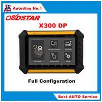 audi upgrades - OBDSTAR X300 DP X DP PAD Tablet Key Programmer Full Configuration X300DP PAD One Key Upgrade