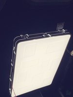 acrylic panel manufacturers - ONLY SUPPORT Ocean freight LOCAL DHL Manufacturers selling simple fashion rectangular acrylic panel lamp LED ceiling lamp bedroom study