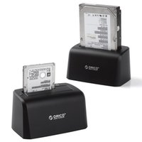 Wholesale ORICO US3 USB TB Sata Hdd Docking Station Black Not including HDD