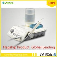 automatic scaler - Dental Ultrasonic Scaler VRN A8 Wireless Control Automatic Water LED Handpiece