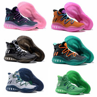 andrew shoes - 2016 Andrew Wiggins Crazy Explosive Boost Basketball Shoes J Wall Boots Man Primeknit Design Crazy Explosive PE AW Crazylight Boost