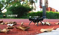 Wholesale Intelligence TK106RHW Mini Aerial UAV million pixels camera Four axis aircraft Handle remote control WIFI transmission support APP