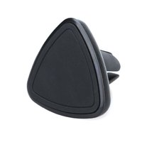 Wholesale Universal Magnetic Magnet Car Air Vent Outlet Cross Clip Mobile Phone Mount Holder For iPhone For Samsung Car Holder Stand
