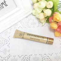 Wholesale Dermacol Base Make up Cover g Primer Concealer Base Professional Face Dermacol Makeup Foundation Contour Palette