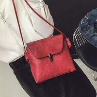 Wholesale Female Small Bags Summer New Girls PU Messenger Bags Lady Circular Mini Shoulder Bag Crossbody Bags for Women