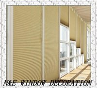 Wholesale customized size high quality honeycomb blinds window blinds blackout roller blinds