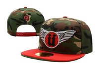 adult wings - New Unkut Wings Camo Snapback Mouse Light Hat Star Hiphop Hats Plain Adjustable Street Dome Sports West Menthe Men Women Snap Back Baseball