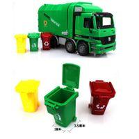big garbage bins - Big Size Jumbo Children s Loading Garbage Truck With Rubbish Bin
