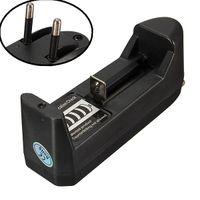 Wholesale EU Plug AC Wall Charger For V Rechargeable Li ion Battery